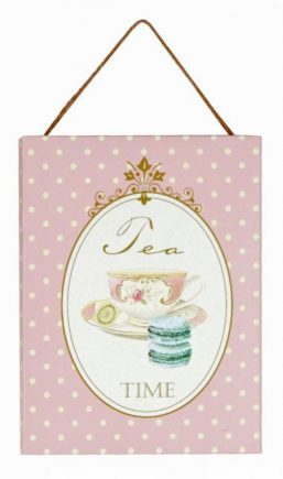 display-perete-roz-tea-time