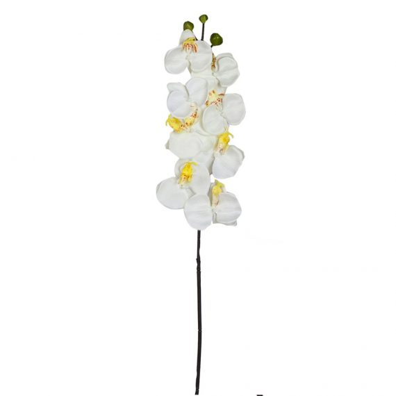 floare-artificiala-orhidee-alba-h-86-cm