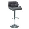 Scaun de bar C-122 - Dark Grey